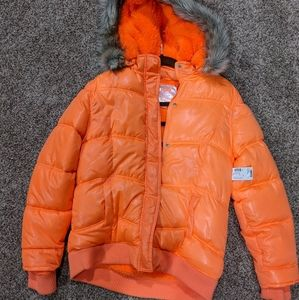 Justice Winter Coat - Size 20 NWT
